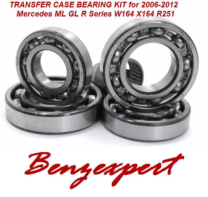 Mercedes Transfer Case bearing kit