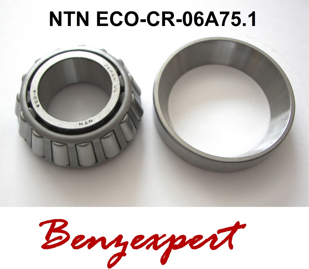 CR0675 Bearing and race