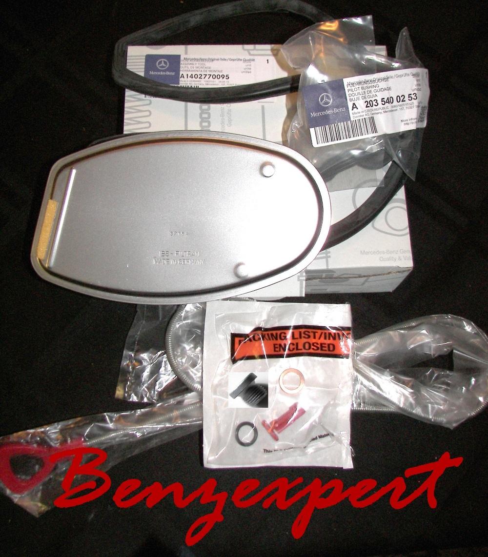 Mercedes Transmission Filter Kit